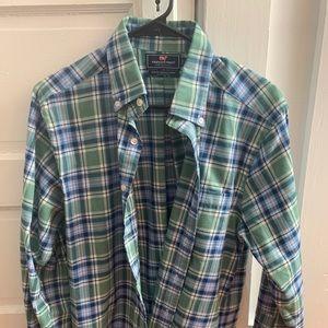 Vineyard Vines Performance Slim Fit Murray Shirt